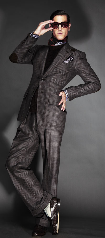 Foto de Tom Ford, colección masculina para el Otoño-Invierno 2011/2012 (4/44)