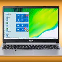 Esta es la laptop más vendida en Amazon México: Acer Aspire 5 con AMD Ryzen 3, Wi-Fi 6 y lector de huellas por menos de 8,000 pesos