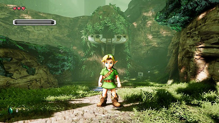 Recrean en Unreal Engine 4, Kokiri Forest de The Legend of Zelda: Ocarina Of Time y se ve excelente