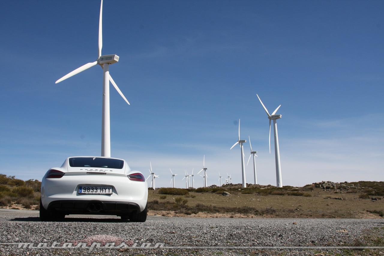 Foto de Porsche Cayman GTS (prueba) (24/34)