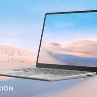 Más barato que nunca: un ligero portátil con pantalla táctil como el Surface Laptop Go de Microsoft sólo cuesta 549,99 euros en Amazon