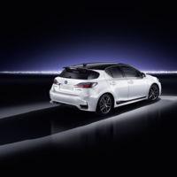 Lexus CT 200h Fuji, algo más de equipamiento y detalles en negro son sus claves
