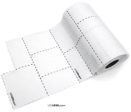Useless Paper