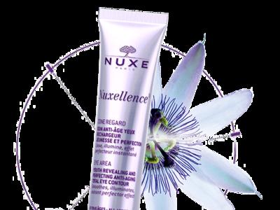 Aclara, ilumina e hidrata: así es el nuevo contorno de ojos 'Nuxellence' de Nuxe