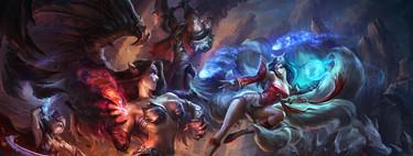 Clash es el modo que puede acabar con la toxicidad en League of Legends