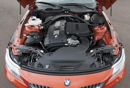 El motor del nuevo BMW Z4