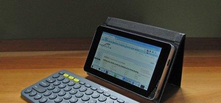 Esta tablet no es comercial y lleva una Raspberry Pi dentro