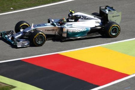 Mi Gran Premio de Alemania 2014: Nico Rosberg se pasea en casa