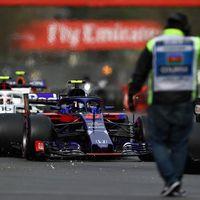 La maniobra más sucia del GP de Azerbaiyán que pasó desapercibida