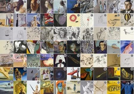 La exposición de Dalí en el Museo Reina Sofía de Madrid