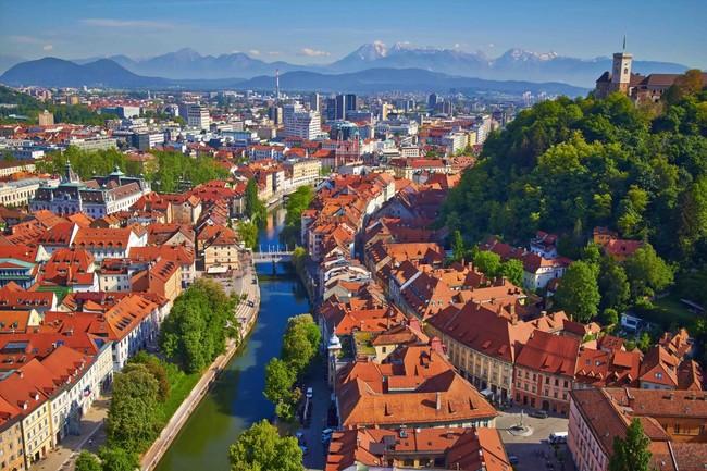 Ljubljana Made By Janez Kotar