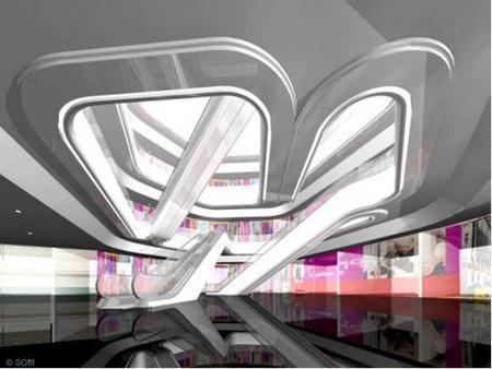 'Esentai Mall', el nuevo y exclusivo centro comercial en Kazakhstan