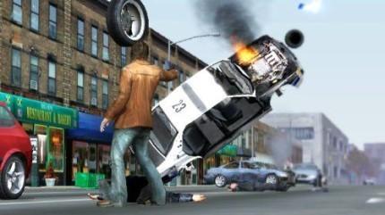 Driver: Parallel Lines para Wii, primeras capturas