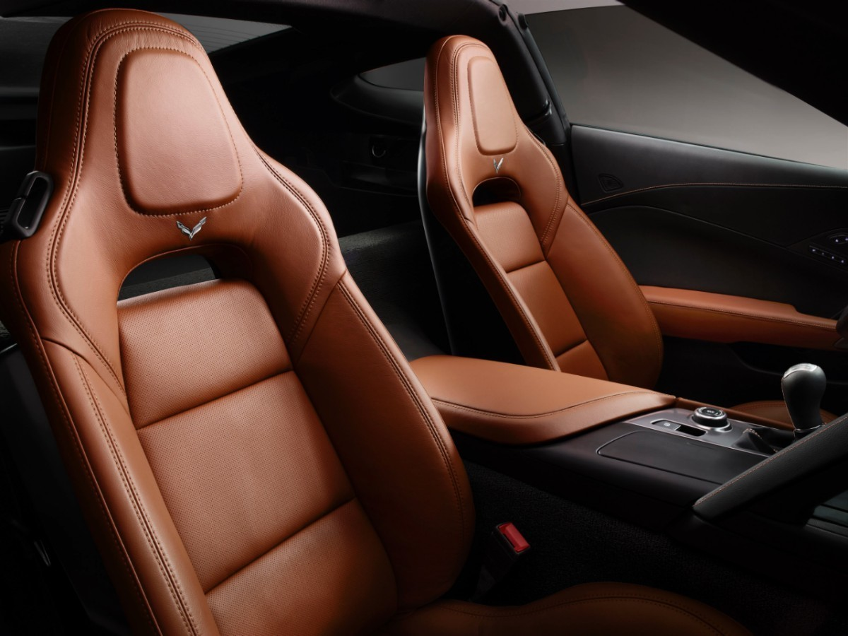 Foto de 2014 Chevrolet Corvette Stingray (12/43)