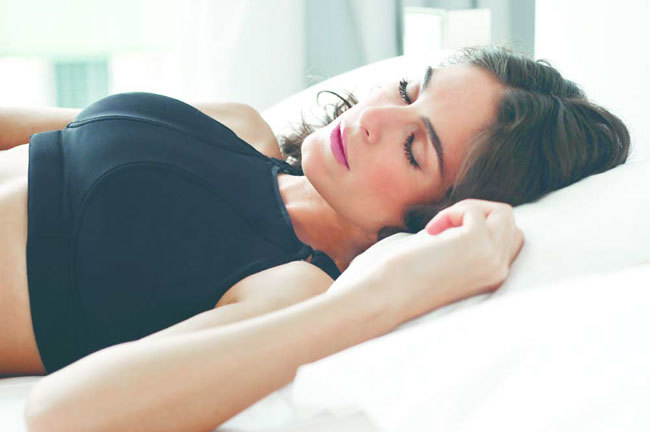 Pillow Bra para dormir