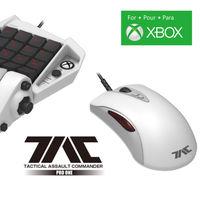 Este ratón y teclado Hori para Xbox One está licenciado por Microsoft y llega a finales de mes