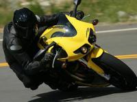 Buell XB RR con motor Rotax