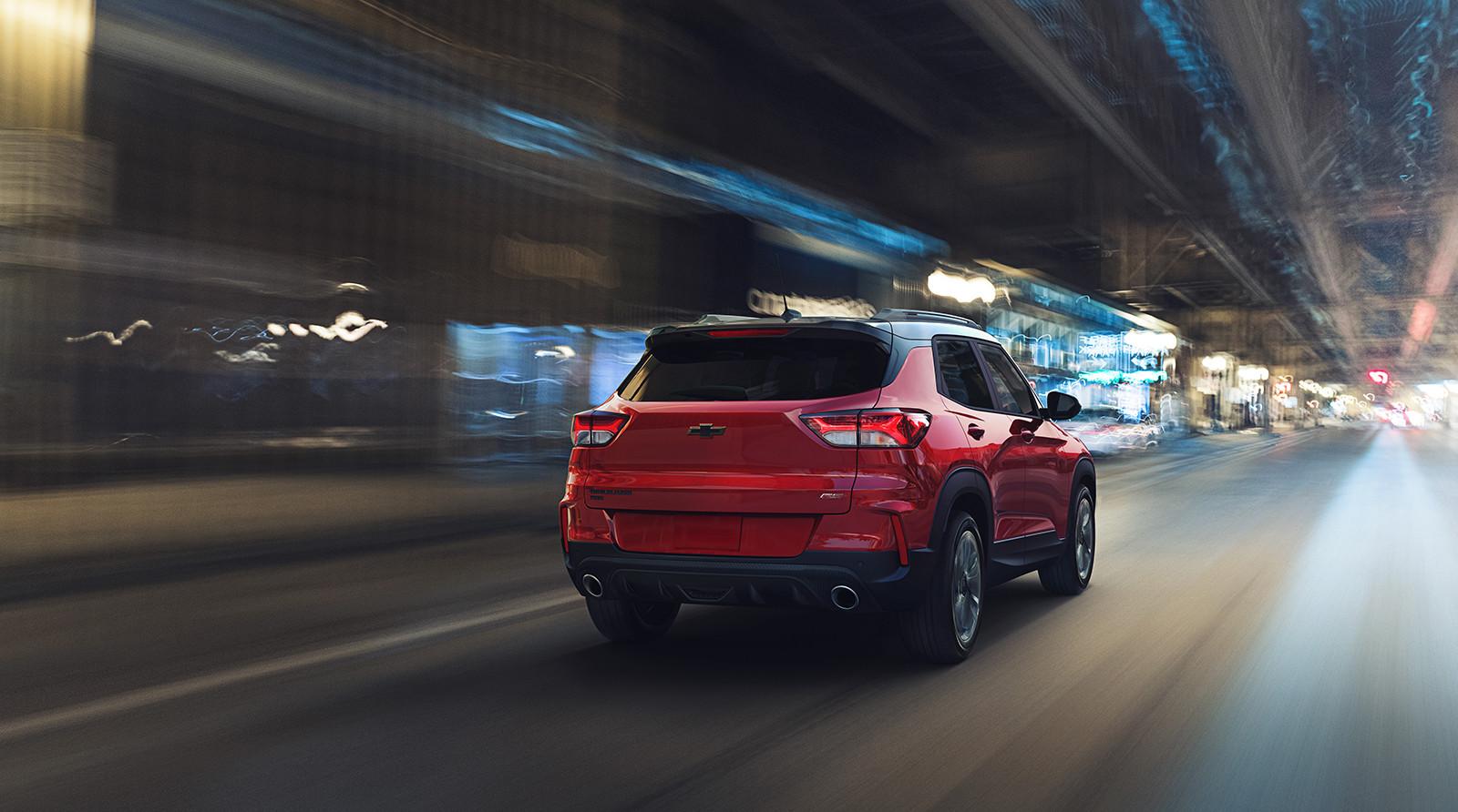 Foto de Chevrolet Trailblazer 2021 (18/26)