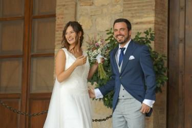 Todos los errores del traje de novio de Alberto Garzón