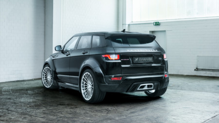 Land Rover Evoque Hamann 1