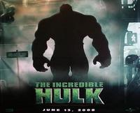 Primer póster de 'The Incredible Hulk'