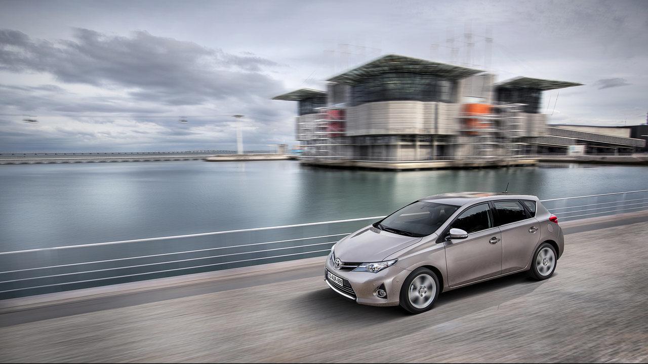 Foto de Toyota Auris (16/41)