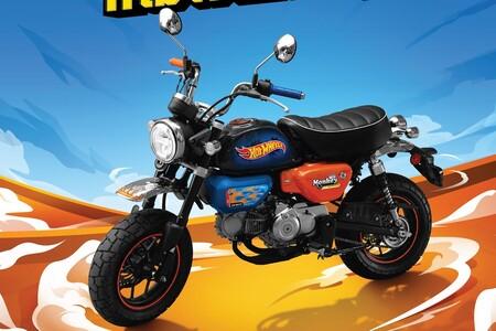 Honda Monkey 125 Hot Wheels 2021 3