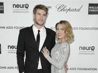 Miley Cyrus... ¿agrandamos la puerta de casa para que entres con los cuernos?