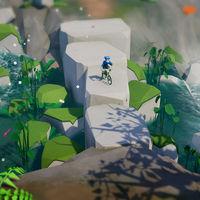 El próximo mes podremos pedalear por los parajes naturales de Lonely Mountains: Downhill en Nintendo Switch