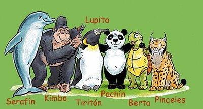 Las revistas Pandilla y Panda JR de WWF son útiles para enseñar a los niños cómo entender y conservar La Naturaleza
