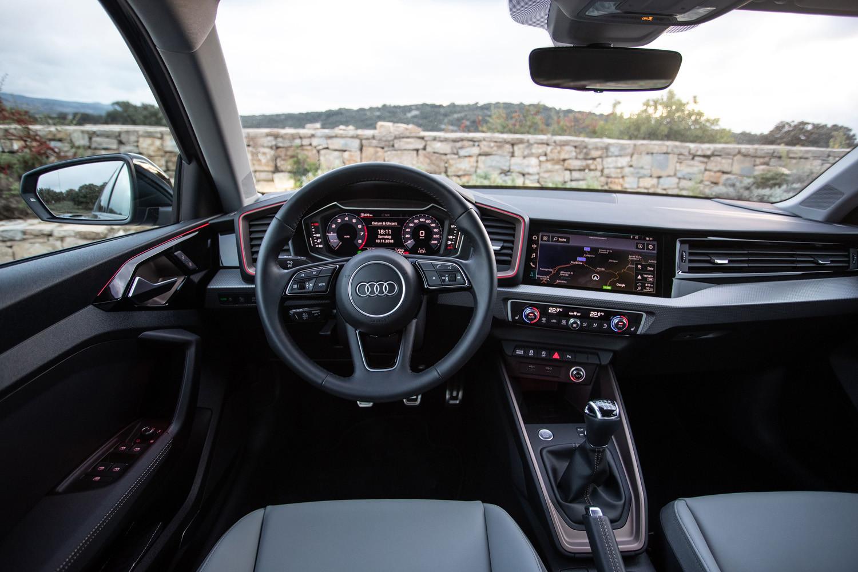 Foto de Audi A1 2018, toma de contacto (94/172)