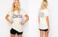 Wildfox Barbie Camiseta