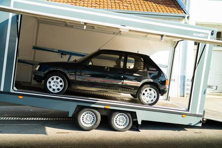 Peugeot 205 GTI clásico aventure peugeot