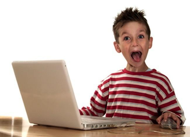 Protección Internet niños