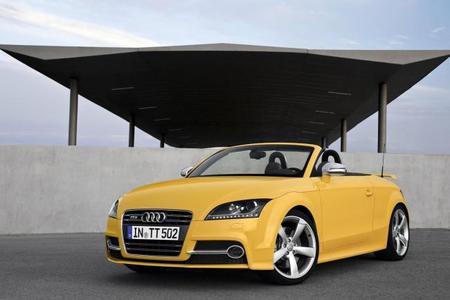 Audi TTS Competition, sólo 500 unidades