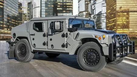 El NXT 360 es el nuevo y mejor Humvee, pero no lo verás en el ejército de Estados Unidos