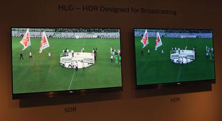 Philips añadirá soporte para HLG en sus televisores de 2016