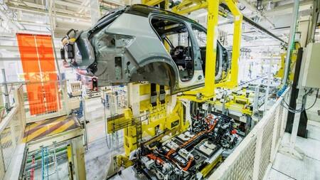 Volvo XC 40 eléctrico