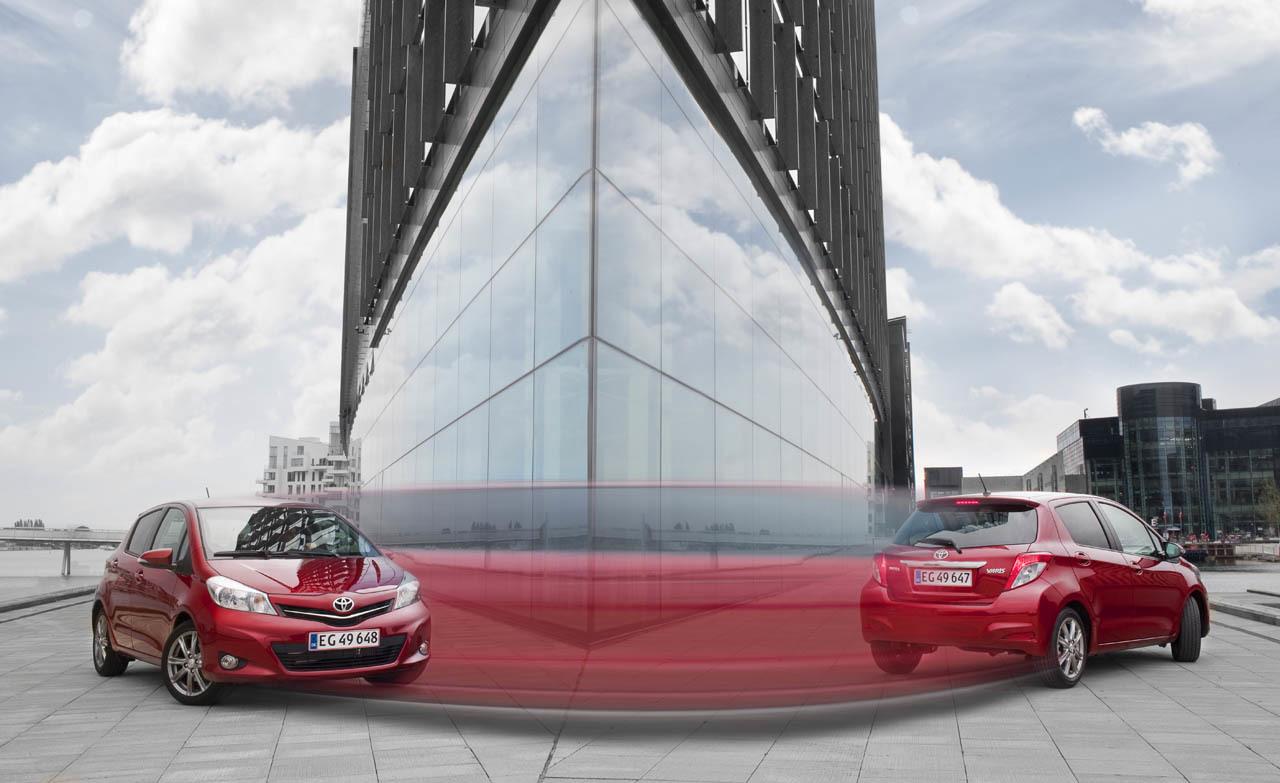 Foto de Toyota Yaris 2012 (13/33)