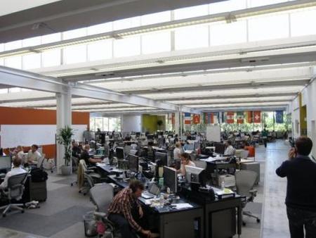 Espacios para trabajar: las nuevas oficinas de Facebook