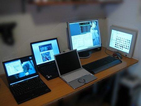 ¿Qué es lo que no debemos hacer frente a nuestro ordenador?