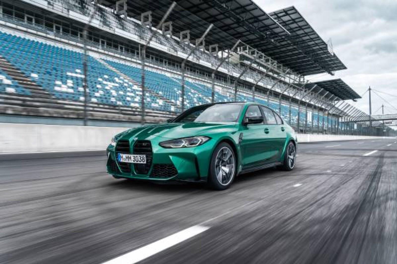 Foto de BMW M3 Competition 2021 (29/40)