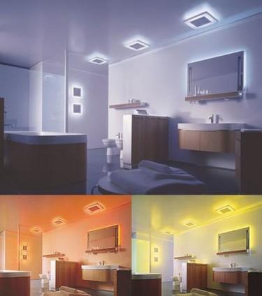 Ahorrar espacio en el cuarto de baño gracias al espejo