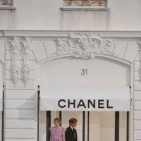 Chanel en la Semana de la Moda de París primavera-verano 2009