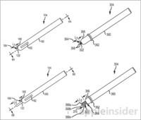 Apple patenta un stylus con luz y reconocimiento de movimiento