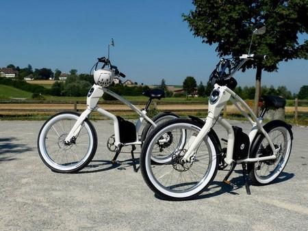 YouMo: bicicleta eléctrica suiza