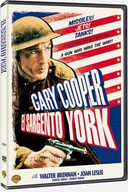 el sargento york dvd