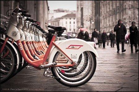 Bikes a rent