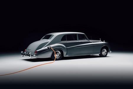 Rolls Royce Phantom V 1961 Por Lunaz 5