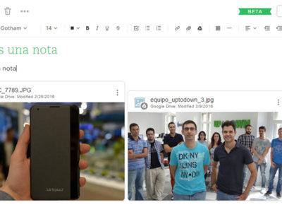 Evernote se integra con Google Drive